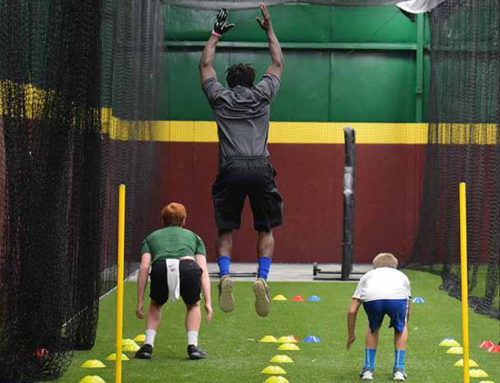 New! Speed and Agility Classes added on Tuesdays and Thursdays at noon throughout the summer!