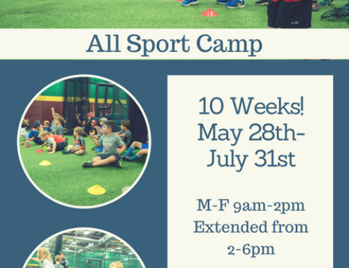 TAKEOFF All Sport Summer Camp