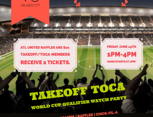 TAKEOFF World Cup Qualifier Watch Party June 15th 1-4PM