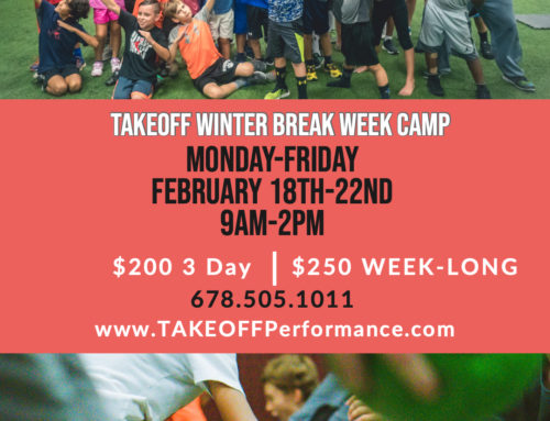 TAKEOFF Winter Break Week Camp